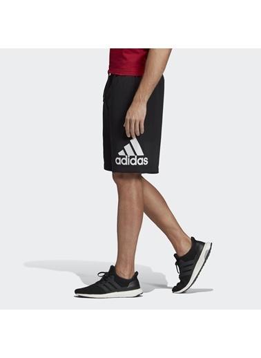 adidas M Mh Bosshortft Siyah